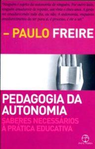 Resumo do Livro - A Pedagogia da Autonomia