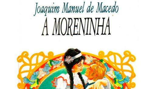 Resumo do livro - A Moreninha