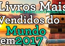 Livros mais vendidos do mundo 2017